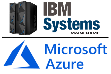 IBM Mainframe, Microsoft Cloud Services